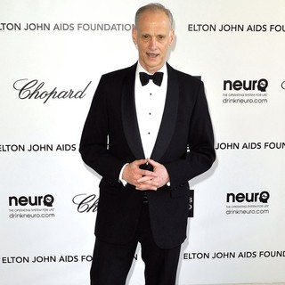 John Waters in The 20th Annual Elton John AIDS Foundation's Oscar Viewing Party - Arrivals