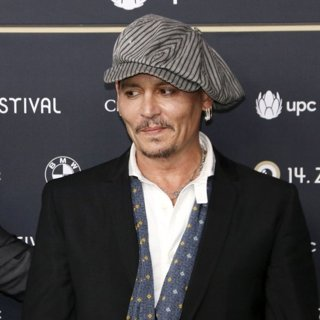 Johnny Depp in 14th Zurich Film Festival - Richard Says Goodbye - Premiere