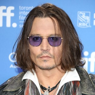 Johnny Depp in 2012 Toronto International Film Festival - West of Memphis - Photocall