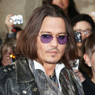 Johnny Depp in 2012 Toronto International Film Festival - West of Memphis - Premiere