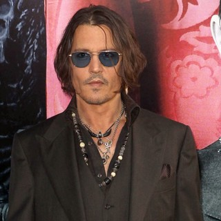 Johnny Depp - Dark Shadows Premiere