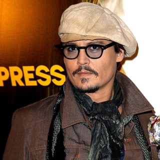 Johnny Depp in The Rum Diary Photocall
