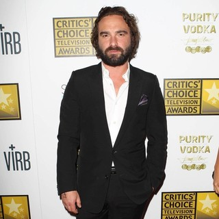 Johnny Galecki in Broadcast Television Journalists Association's 3rd Annual Critics' Choice Television Awards