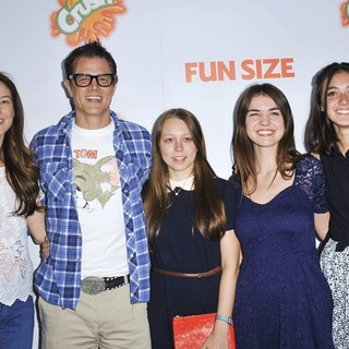 Johnny Knoxville in The Premiere of Paramount Pictures' Fun Size - Arrivals