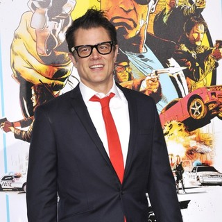 Johnny Knoxville in The World Premiere of The Last Stand