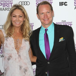 Kim Johnson, Carson Kressley in 27th Annual Independent Spirit Awards - Arrivals