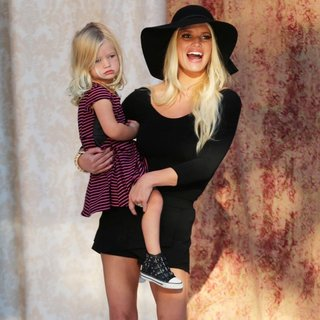 Jessica Simpson - The Norstrom Fashion Show