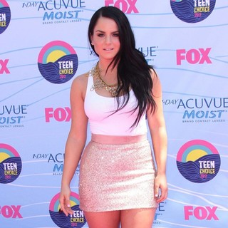 JoJo in The 2012 Teen Choice Awards - Arrivals
