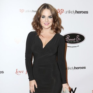 JoJo in Love Is Heroic, Annual Spring Benefit for Unlikely Heroes
