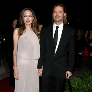 Brad Pitt - The 23rd Annual Palm Springs International Film Festival Awards Gala - Arrivals