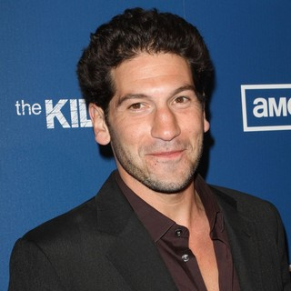 Jon Bernthal in Premiere of AMC's Series The Killing - jon-bernthal-premiere-the-killing-01