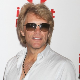Jon Bon Jovi in 2012 iHeartRadio Music Festival - Day 1 - Arrivals