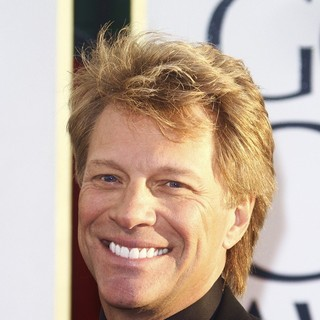 Jon Bon Jovi in 70th Annual Golden Globe Awards - Arrivals