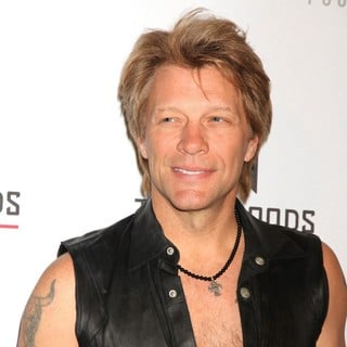 Jon Bon Jovi in Tiger Jam Benefiting Tiger Woods Foundation