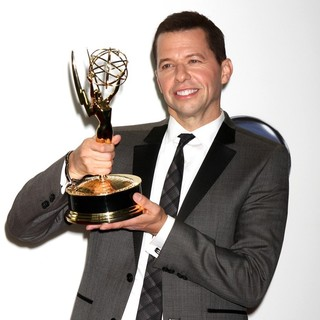 Jon Cryer in 64th Annual Primetime Emmy Awards - Press Room