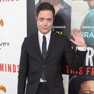 Jon Daly-Relativity Media's Masterminds Premiere