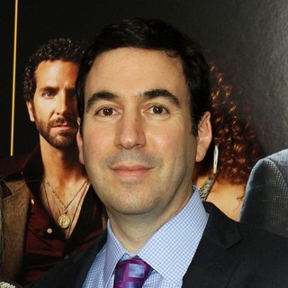 Jon Gordon in American Hustle New York Premiere