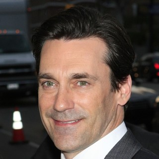 Jon Hamm in AMC's Special Screening of Mad Men Season 5 - Arrivals