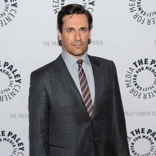 Jon Hamm in The Paley Center for Media Presents: Mad Men Season 5