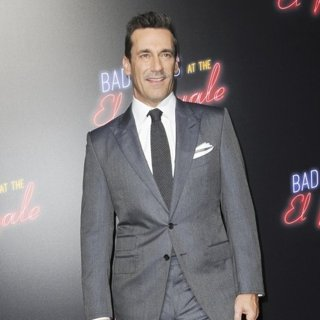 Jon Hamm in Los Angeles Premiere of Bad Times at the El Royale - Arrivals