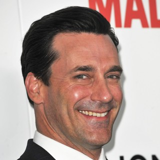 Jon Hamm in AMC's Mad Men - Season 6 Premiere