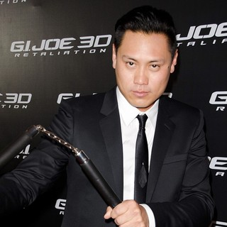 Jon M. Chu in G.I. Joe: Retaliation - Sydney Premiere