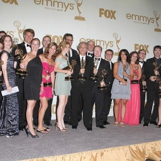 Jon Stewart in The 63rd Primetime Emmy Awards - Press Room - jon-stewart-63rd-primetime-emmy-awards-press-room-04