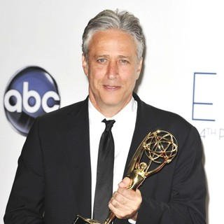 Jon Stewart in 64th Annual Primetime Emmy Awards - Press Room - jon-stewart-64th-annual-primetime-emmy-awards-press-room-02