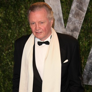 Jon Voight in 2012 Vanity Fair Oscar Party - Arrivals
