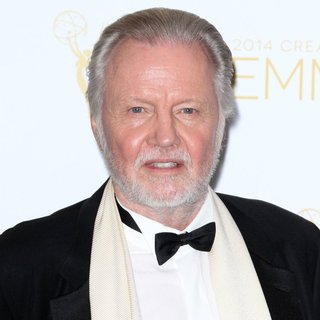 Jon Voight in 2014 Creative Arts Emmy Awards - Press Room