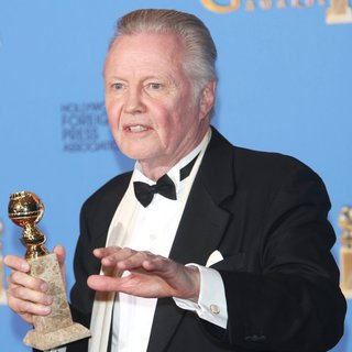Jon Voight in 71st Annual Golden Globes - Press Room