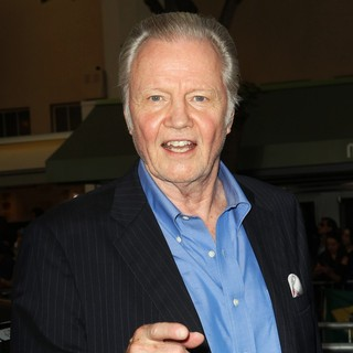 Jon Voight in Getaway Los Angeles Premiere