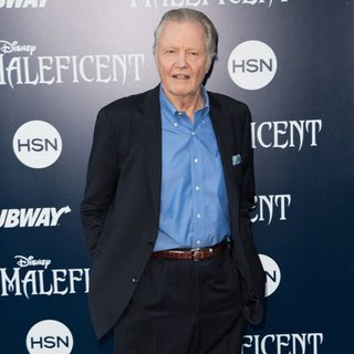 Jon Voight in World Premiere of Disney's Maleficent