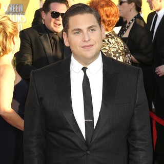 Jonah Hill in The 18th Annual Screen Actors Guild Awards - Arrivals