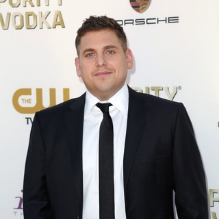 Jonah Hill in The 19th Annual Critics' Choice Awards