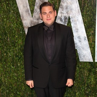 Jonah Hill in 2012 Vanity Fair Oscar Party - Arrivals