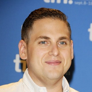 Jonah Hill in 36th Annual Toronto International Film Festival - Moneyball - Press Conference