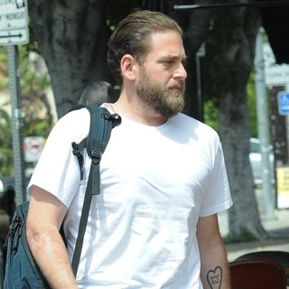 Jonah Hill in Jonah Hill Out and About at Los Angeles