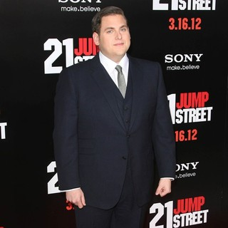 Jonah Hill in Los Angeles Premiere of 21 Jump Street - Arrivals