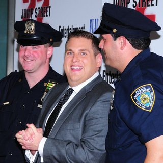 New York Premiere of 22 Jump Street