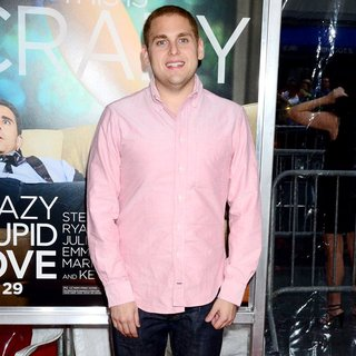 Jonah Hill in World Premiere of Crazy, Stupid, Love - Arrivals