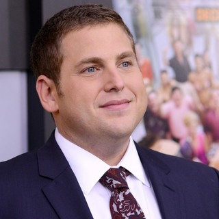 Jonah Hill in US Premiere of The Wolf of Wall Street - Red Carpet Arrivals
