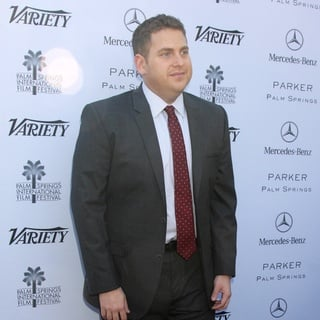Jonah Hill in Variety's Creative Impact Awards - Palm Springs International Film Festival