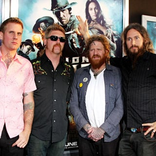 Mastodon in World Premiere of 'Jonah Hex'