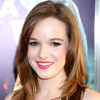 Kay Panabaker in World Premiere of 'Jonah Hex'