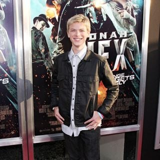 Kenton Duty in World Premiere of 'Jonah Hex'