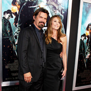 Josh Brolin, Diane Lane in World Premiere of 'Jonah Hex'