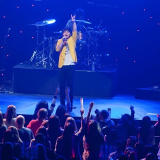 Jonas Brothers in KIIS FM's Jingle Ball 2012 - Show