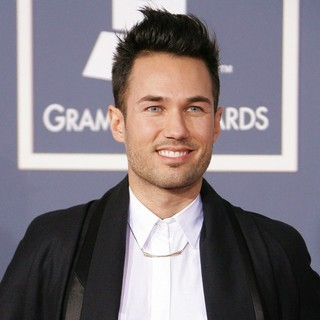 Jonas Myrin in 55th Annual GRAMMY Awards - Arrivals