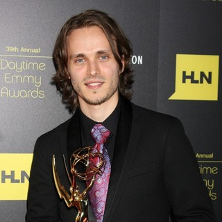 Jonathan Jackson in 39th Daytime Emmy Awards - Press Room
